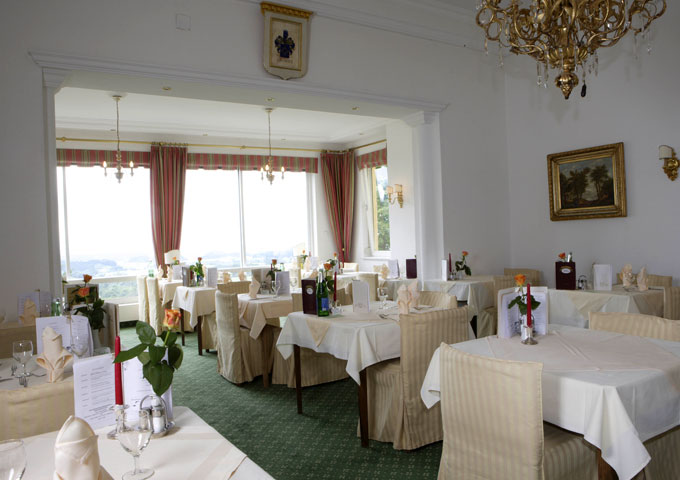 Kurhaus Dr Petershofer Restaurant